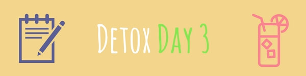 Detox Day 3 fitkabdao